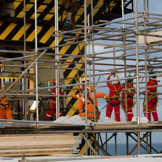 OSHA 3085 Principles Of Scaffolding