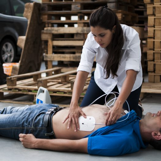 CPR & AED Only Certification Training