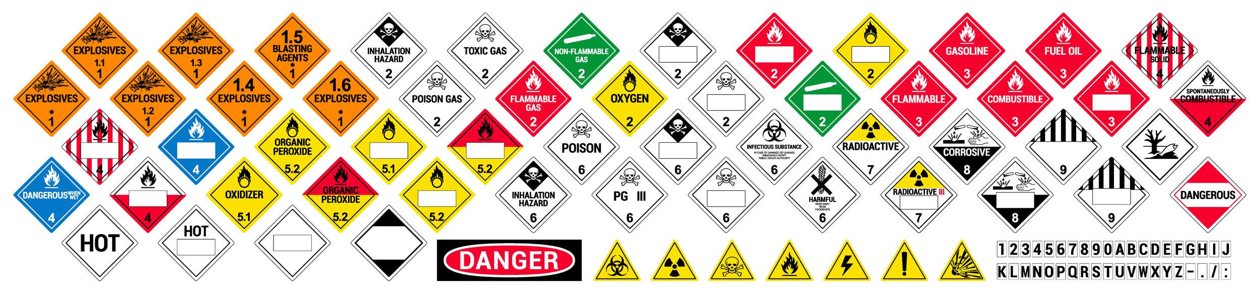 OSHA 2015 – Hazardous Materials